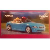Playmobil PCHN Playcar herpa BMW color naranja