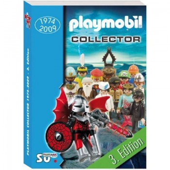 Playmobil 7410 Libro Collector 1974-2009 tapa blanda