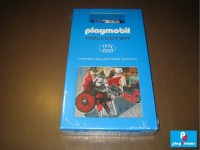 playmobil 7409 td - Libro Collector 1974-2009 ed. numerada
