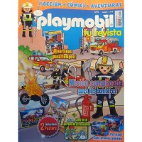 ver 1203 - Revista Playmobil 9 bimensual chicos