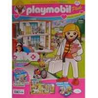 Playmobil n 4 chicas Revista Playmobil 4 semestral chicas
