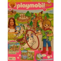 Playmobil n 3 chicas Revista Playmobil 3 semestral chicas