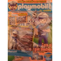 Playmobil n 29 chico Revista Playmobil 29 bimensual chicos