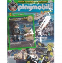 Playmobil n 31 chico Revista Playmobil 31 bimensual chicos