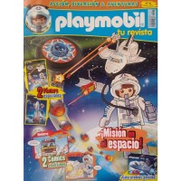 Playmobil n 16 chico Revista Playmobil 16 bimensual chicos