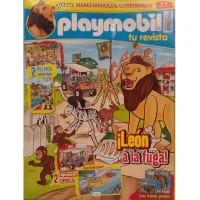Playmobil n 17 chico Revista Playmobil 17 bimensual chicos