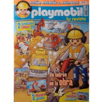 Playmobil n 19 chico Revista Playmobil 19 bimensual chicos