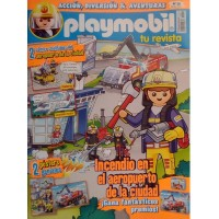 Playmobil n 20 chico Revista Playmobil 20 bimensual chicos
