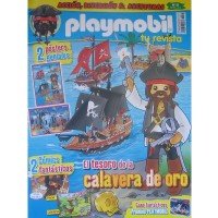 Playmobil n 21 chico Revista Playmobil 21 bimensual chicos