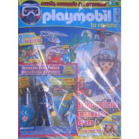 Playmobil n 22 chico Revista Playmobil 22 bimensual chicos