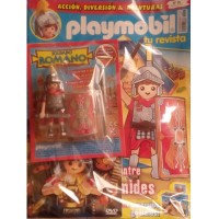 Playmobil n 25 chico Revista Playmobil 25 bimensual chicos