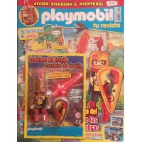 Playmobil n 26 chico Revista Playmobil 26 bimensual chicos