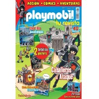 Playmobil numero 2 revista Playmobil 2 bimensual chicos