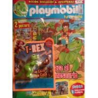Playmobil n 32 chico Revista Playmobil 32 bimensual chicos