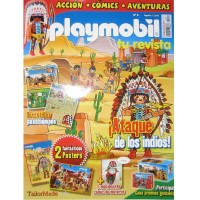 ver 985 - Revista Playmobil 6 bimensual chicos