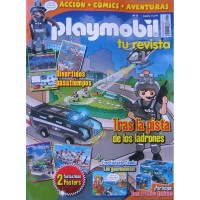 ver 1168 - Revista Playmobil 8 bimensual chicos