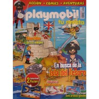 ver 1095 - Revista Playmobil 7 bimensual chicos