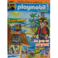 Playmobil n 12 chico Revista Playmobil 12 bimensual chicos