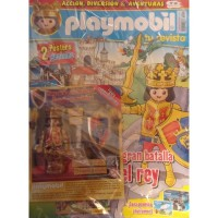Playmobil n 28 chico Revista Playmobil 28 bimensual chicos