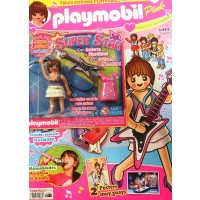 Playmobil n 2 chicas Revista Playmobil 2 semestral chicas