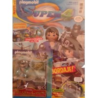 Playmobil n15 super4 Revista Playmobil Super 4 numero 15