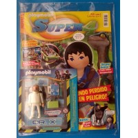 Playmobil n 9 super4 Revista Playmobil Super 4 numero 9