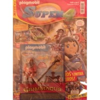 Playmobil n13 super4 Revista Playmobil Super 4 numero 13