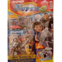 Playmobil n16 super4 Revista Playmobil Super 4 numero 16