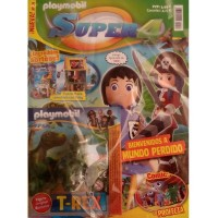 Playmobil n14 super4 Revista Playmobil Super 4 numero 14