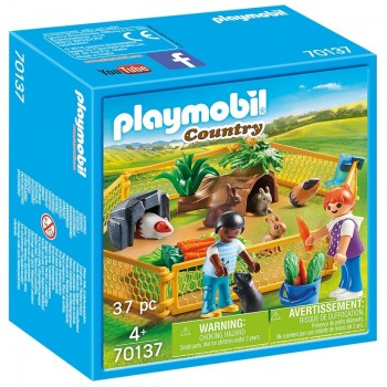 Playmobil 70137 Recinto Animales Granja