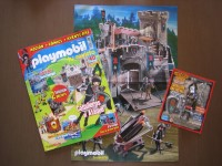 playmobil numero 2 - revista Playmobil 2 bimensual chicos