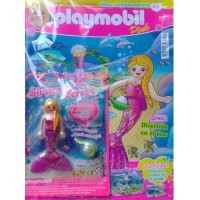 Playmobil n 27 chica Revista Playmobil 27 Pink