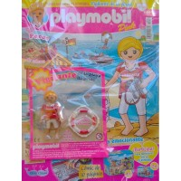 Playmobil n 26 chica Revista Playmobil 26 Pink
