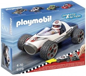 Playmobil 5173 Rocket Racer