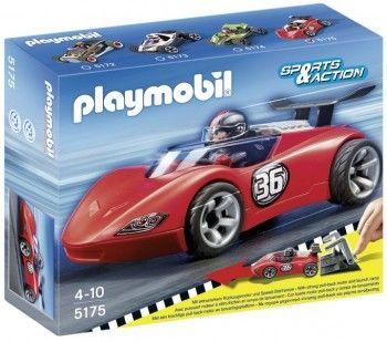 Playmobil 5175 Sports Racer